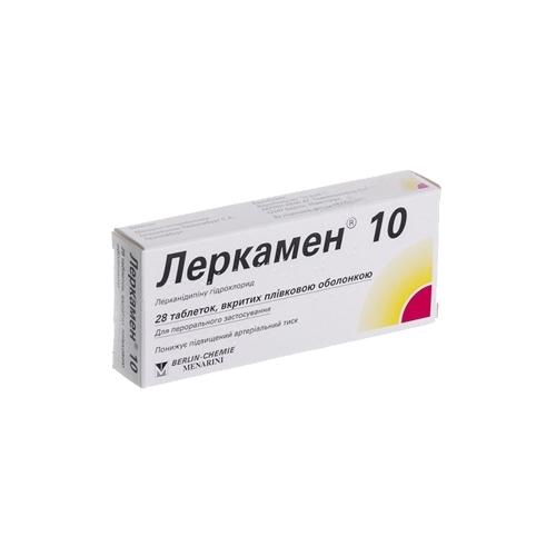 От чего помогает «леркамен». инструкция по применению, цена и аналоги таблеток 10 и 20 мг