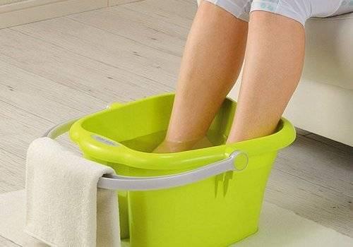 Можно ли парить ноги при бронхите