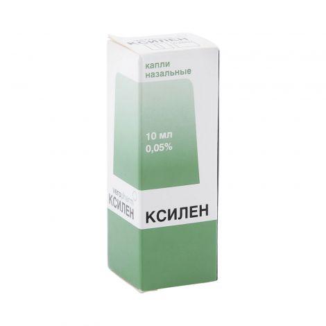 Ксилен (xylen) капли в нос. инструкция по применению, цена, отзывы