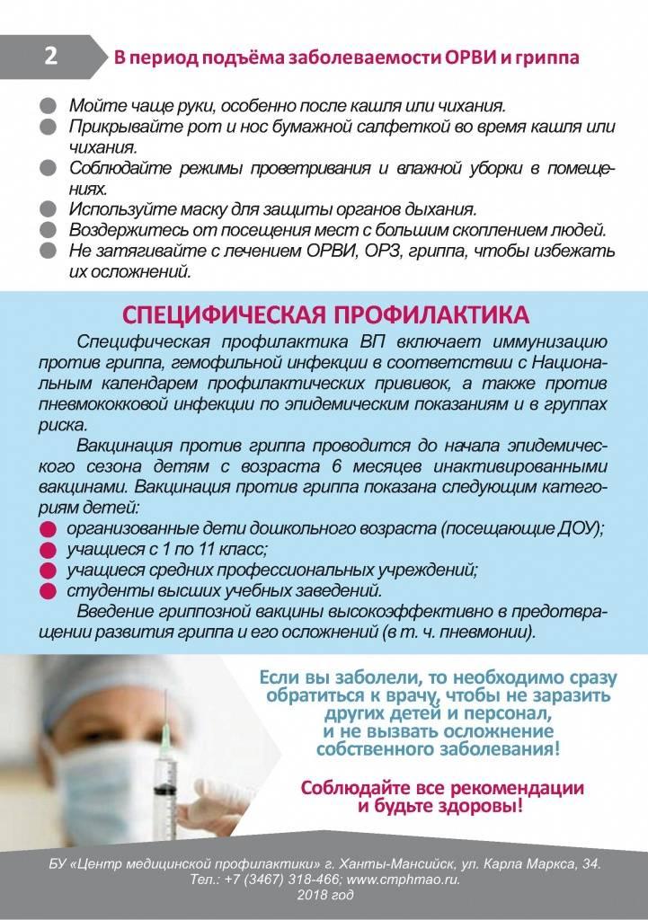 Пневмония у ребенка: признаки, симптомы, лечение, профилактика