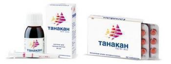 Как правильно использовать препарат танакан?