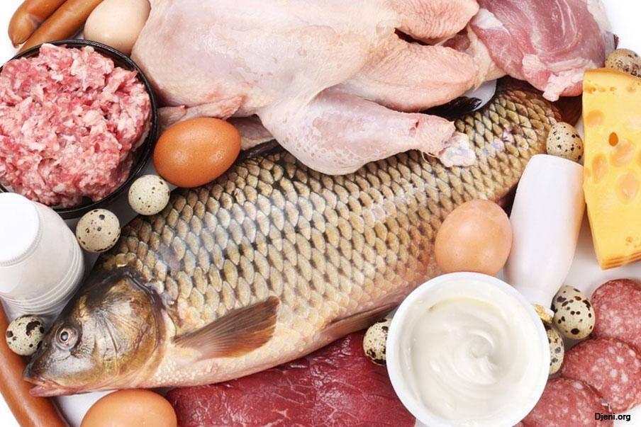 Польза мяса при похудении