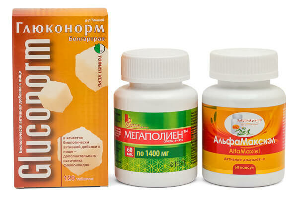 Препараты для чистки сосудов организма
