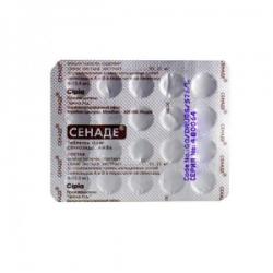 Сенаде: инструкция по применению таблеток, цена, отзывы