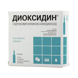 """Препарат """"диоксидин"""": инструкция по применению, цены, отзывы"""