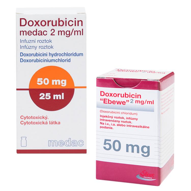 Доксорубицин-деко                                             (doxorubicin-deko)