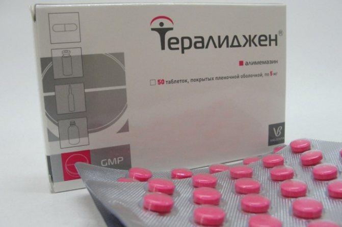 """Отзыв: """"тералиджен"""". как принимать препарат: инструкция. отзывы врачей и пациентов"""