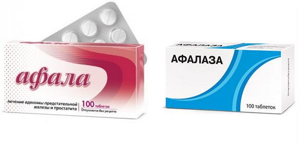 Таблетки афалаза: инструкция по применению