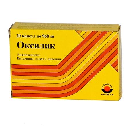 Оксилик