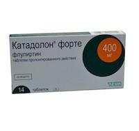 Катадолон (флупиртин)