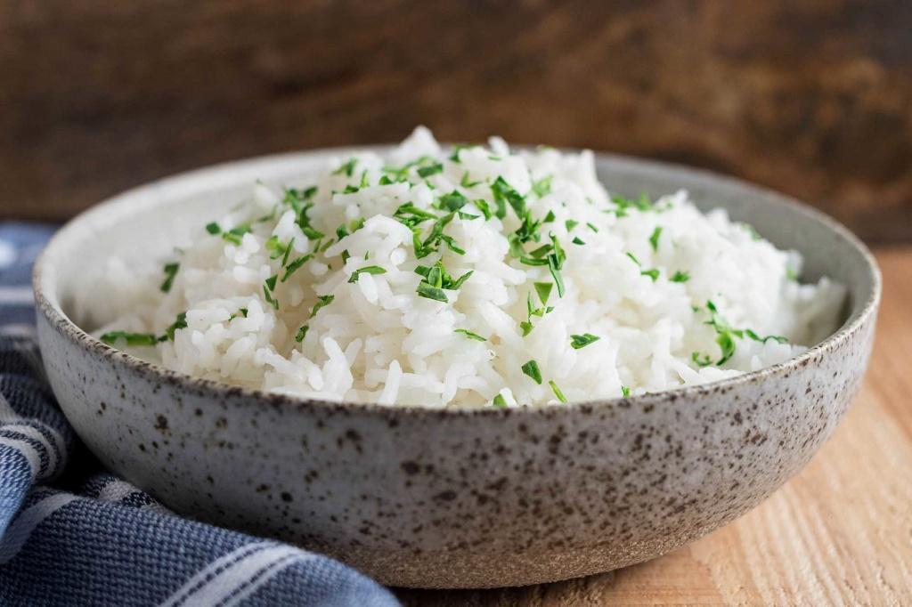 Рисовая диета 2