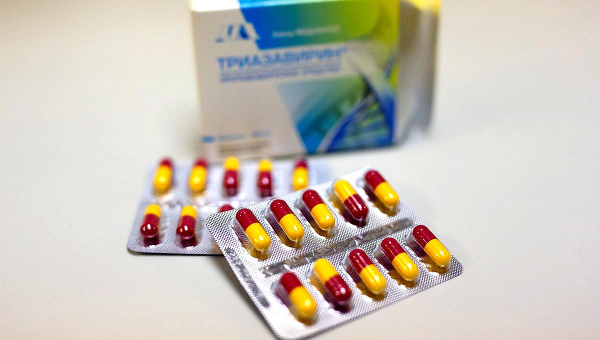 Триазавирин — инструкция по применению, аналоги, отзывы, механизм действия