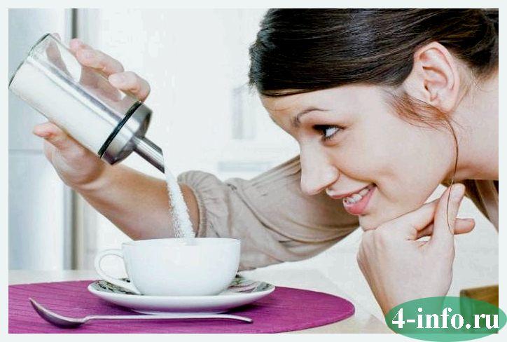 Сахарозаменитель - вред или польза при похудении?