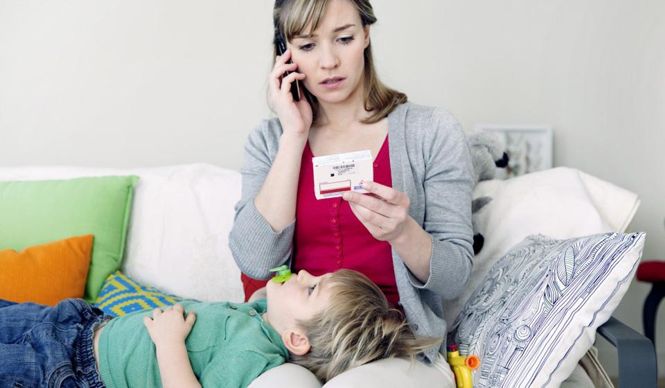 Причины, вызывающие тошноту и рвоту у ребенка