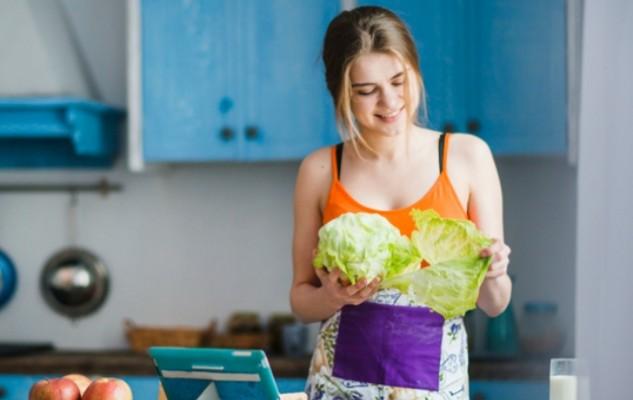 Капустная диета — низкая калорийность и много витаминов