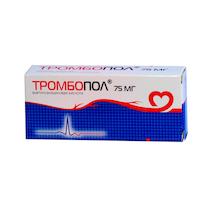 Тромбопол — доступные таблетки для разжижения крови