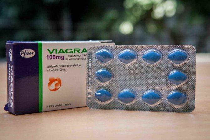 Инструкция по применению таблеток виасил для мужчин