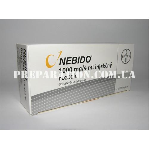 Небидо - заместительная терапия тестостероном