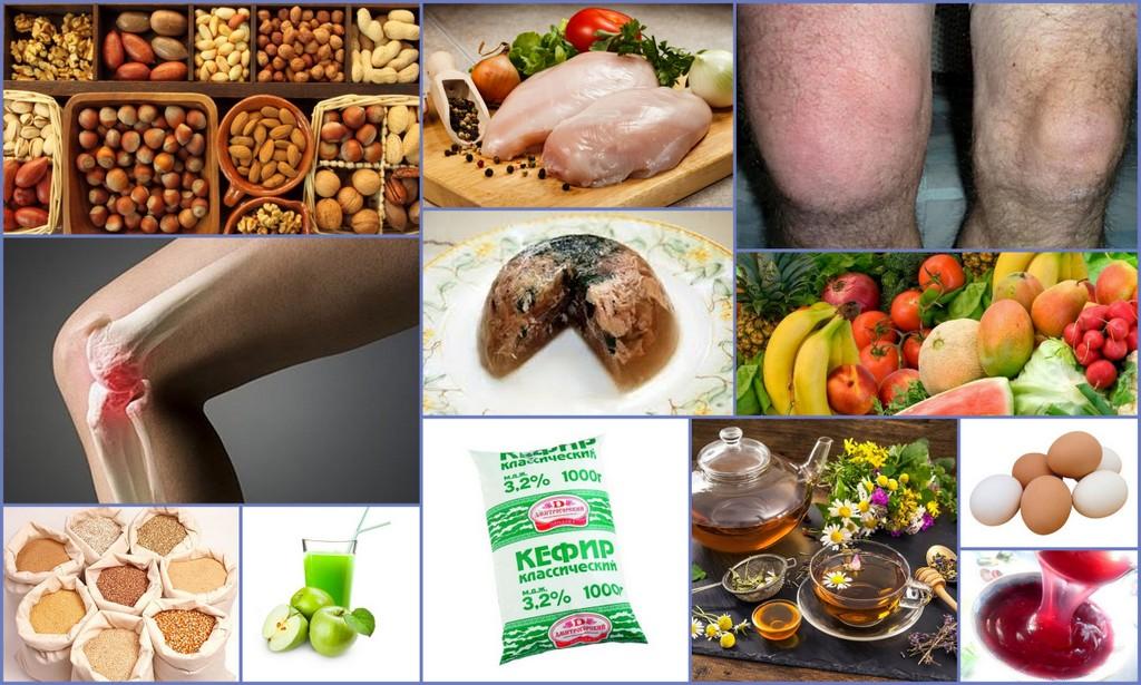 Артрит и какую диету соблюдать