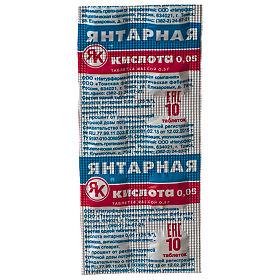 От чего помогает «янтарная кислота». инструкция, цена и отзывы о таблетках