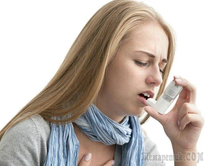 Бронхиальная астма: статистика, причины роста заболеваемости