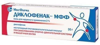 Эффект от применения нпвс в форме мазей и гелей. список лучших препаратов