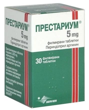 Таблетки престариум: инструкция, цена и отзывы