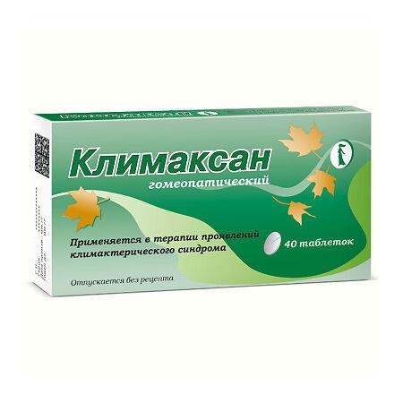 Таблетки и гранулы климаксан в менопаузу: показания и инструкция по применению