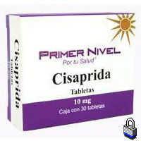 Cisapride                             (цизаприд)