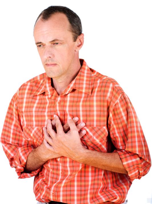 Диагноз кашель боль в грудине