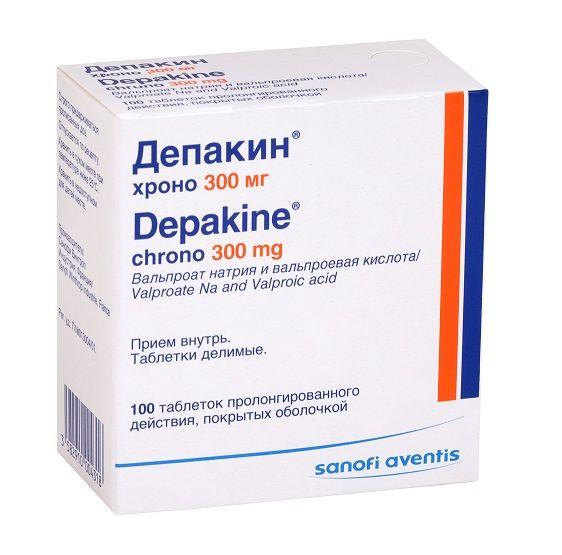 Вальпроевая кислота (valproic acid)