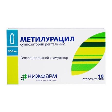 Метилурацил. инструкция по применению свечей в гинекологии, аналоги, цена