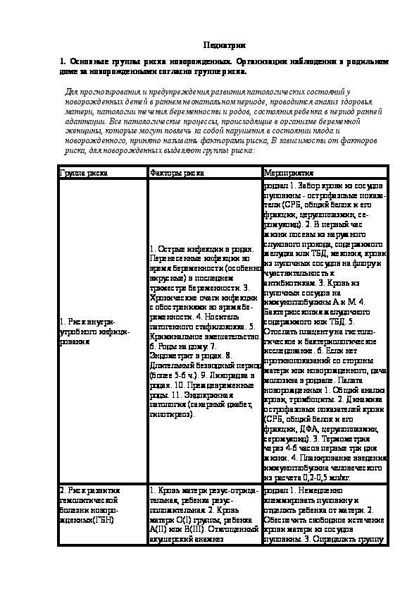 Бронхопневмония - очаговая пневмония