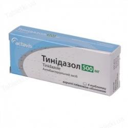 От чего лечит «тинидазол». инструкция по применению