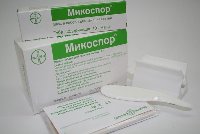 Микоспор набор