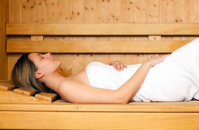Можно ли при астме париться в бане