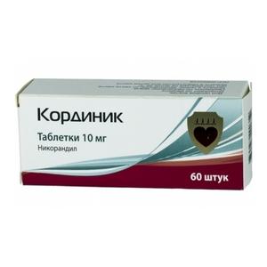 Препарат: кординик в аптеках москвы