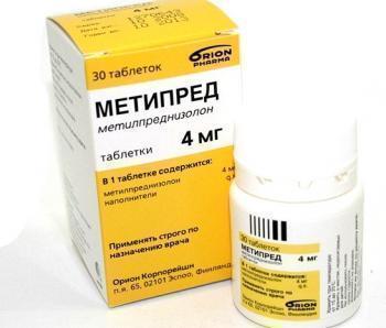 Метипред: инструкция к лекарству, точная дозировка, показания
