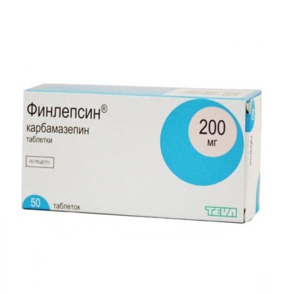 Как принимать препарат финлепсин - состав, показания, дозировка, побочные эффекты, аналоги и цена