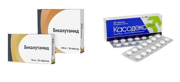 Состав и форма выпуска препарата флутамид