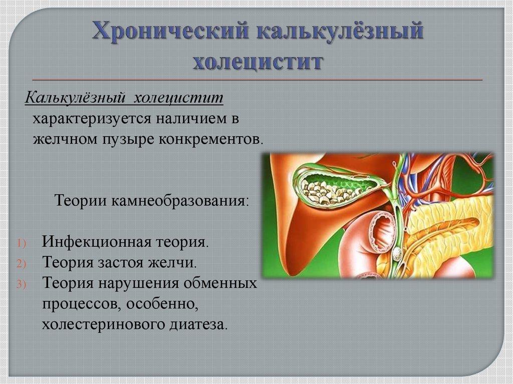 Холецистопанкреатит симптомы и лечение диета