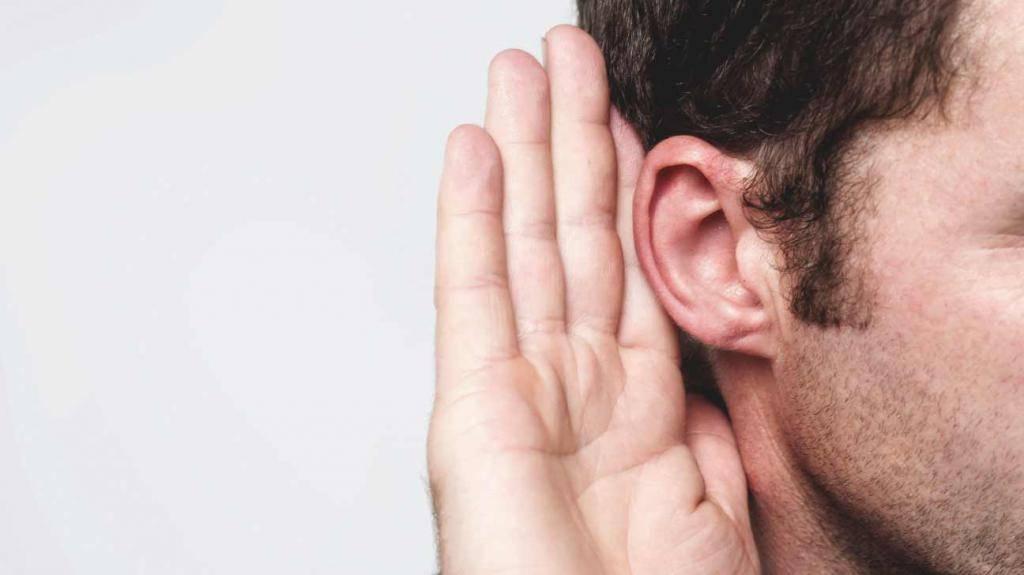 Грибок в ушах: симптомы и лечение