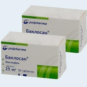 Показания и инструкция по применению таблеток баклосан