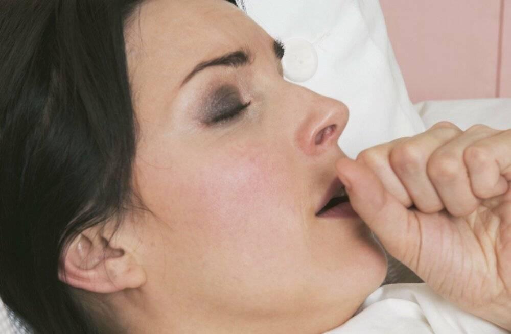 Как отличить нервный кашель от простудного