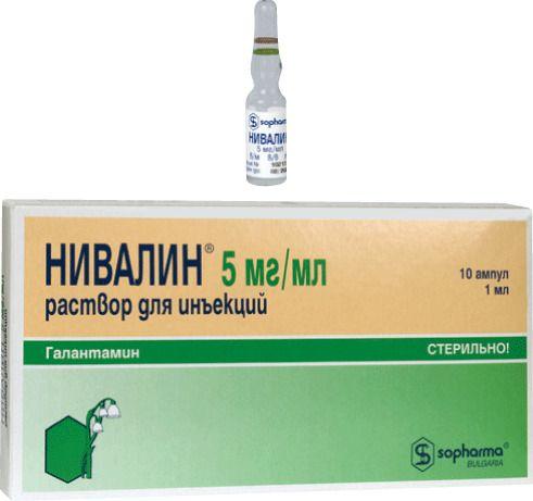 Галантамин – инструкция по применению, цена, отзывы, аналоги, таблетки