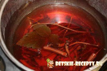 Чай из малиновых веток — лечебные свойства, приготовление