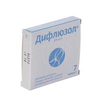 Дифлюзол - капсулы для лечения молочницы