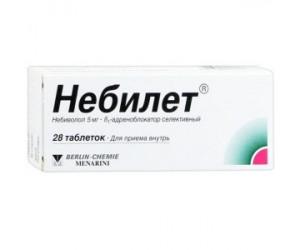 Аналог таблеток небилонг ам