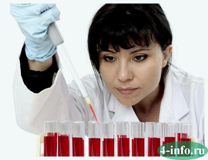 Анализ крови на соэ: норма и отклонения
