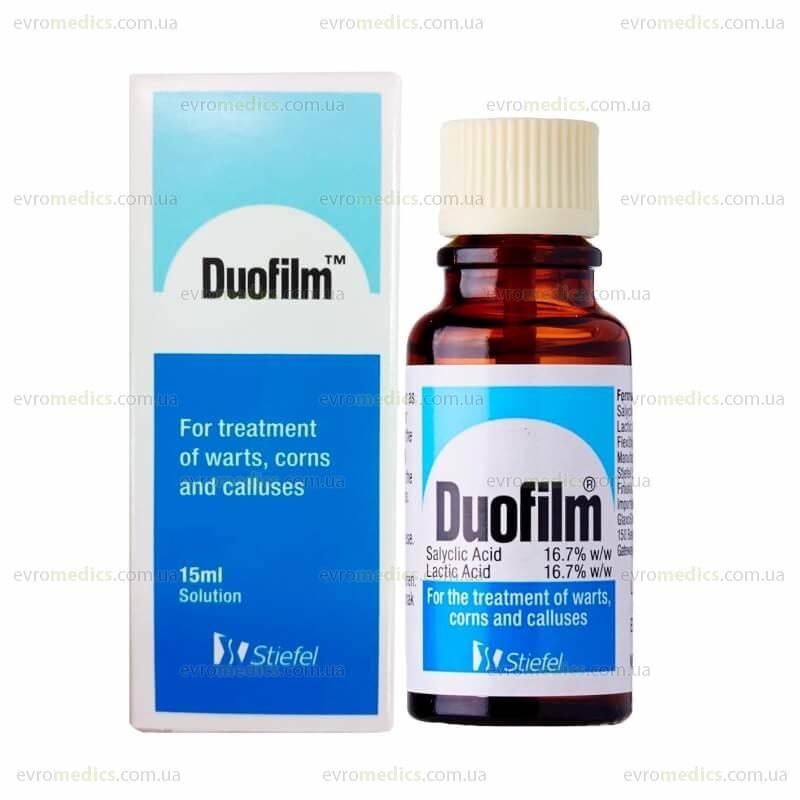 Дуофилм – инструкция по применению, цена, отзывы, аналоги раствора